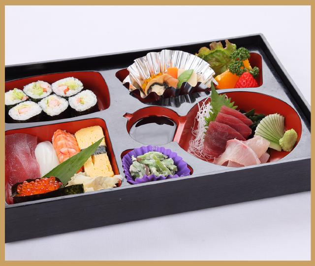宮崎 寿司 寿し勝 寿し定食上