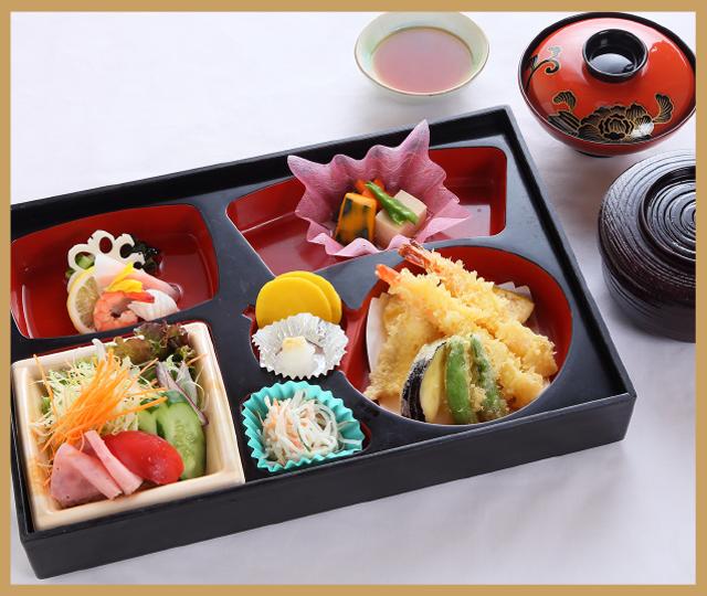 宮崎 寿司 寿し勝 てんぷら定食