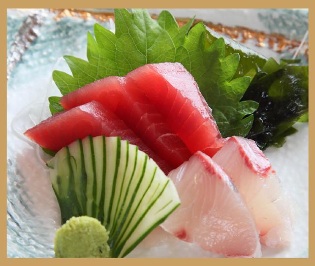 宮崎 寿司 寿し勝 本日の刺身