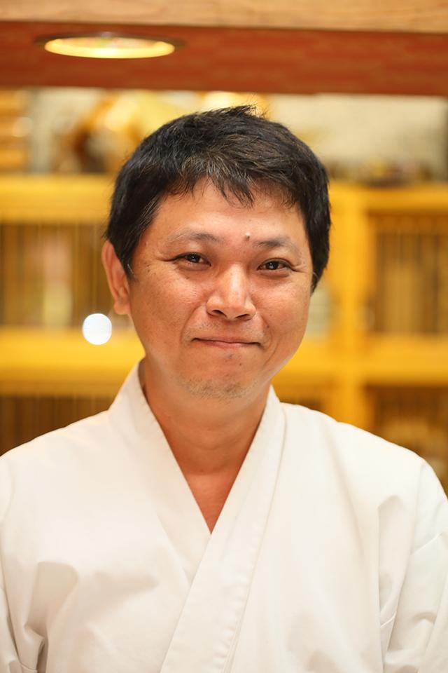 宮崎 寿司 寿し勝 大将の片腕 黒木さん